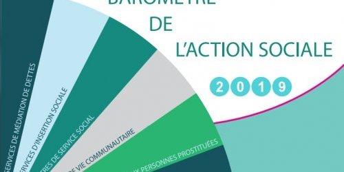 Baromètre de l'action sociale 2019 (SPW)